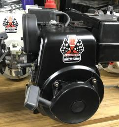or if you prefer in black a minibike ready tecumseh hs50 this particular motor came off a 1970s arien snowblower  [ 1850 x 1375 Pixel ]