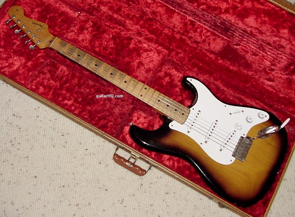 1954 Fender Stratocaster Wiring Diagram