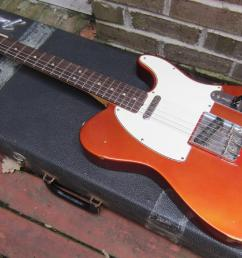 1959 fender telecaster guitar 1960 fender tele custom guitar 59 60 collector vintage [ 1200 x 756 Pixel ]