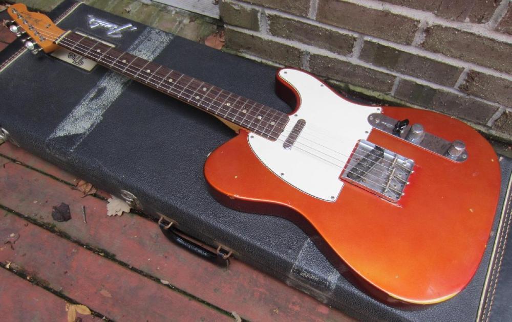 medium resolution of 1959 fender telecaster guitar 1960 fender tele custom guitar 59 60 collector vintage