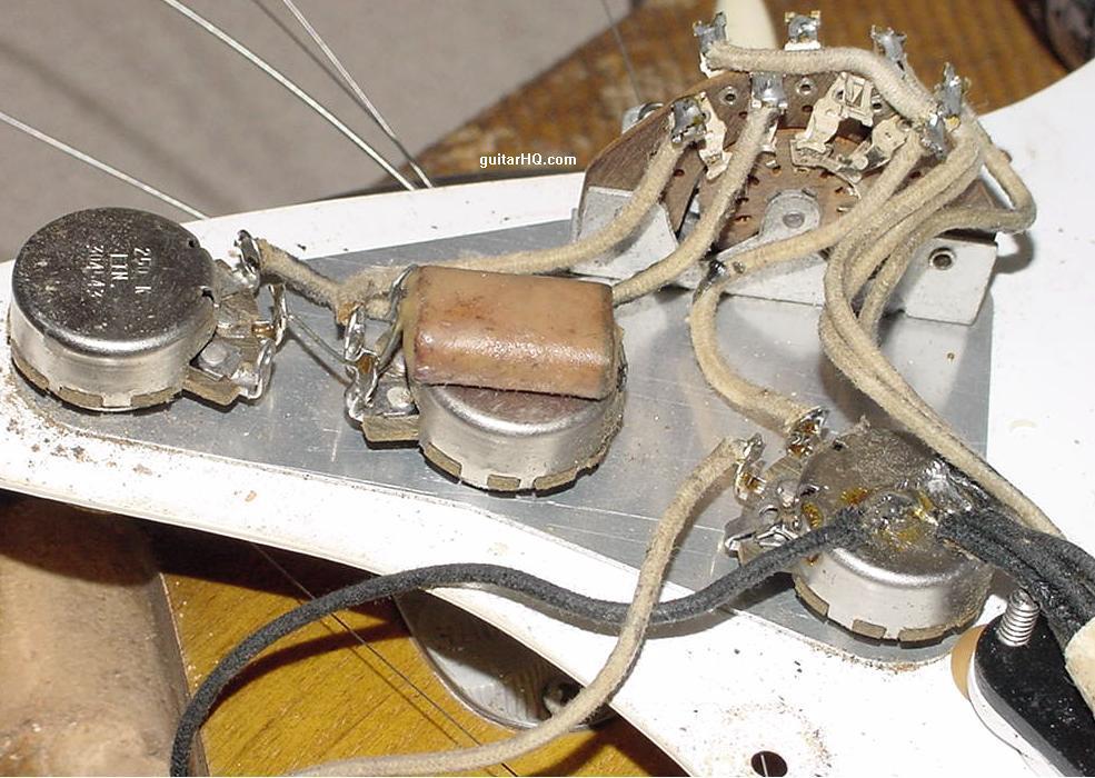 fender pickups wiring diagram 2002 chevy s10 radio 1956 stratocaster guitar 56 strat collector info vintage pre-cbs