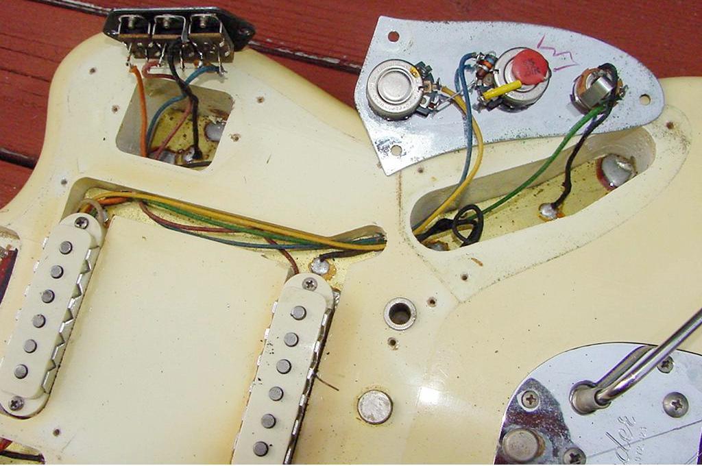Fender Jaguar Wiring Diagram