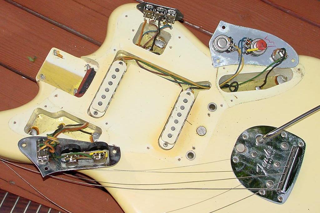 Wiring Diagram Fender Jazz Bass Wiring Diagram Fender Jaguar Wiring