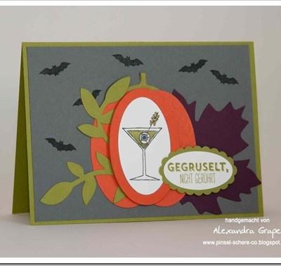 Bloghop Herbst und Halloween