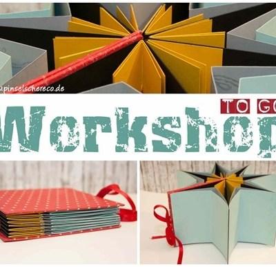 Ein neuer Workshop to go!
