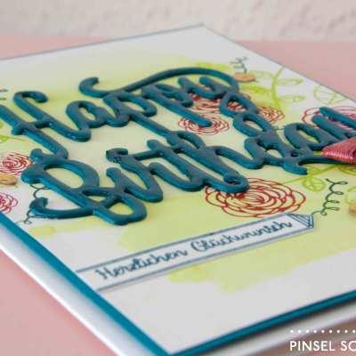 Happy Birthday Cookies Craft & Co.