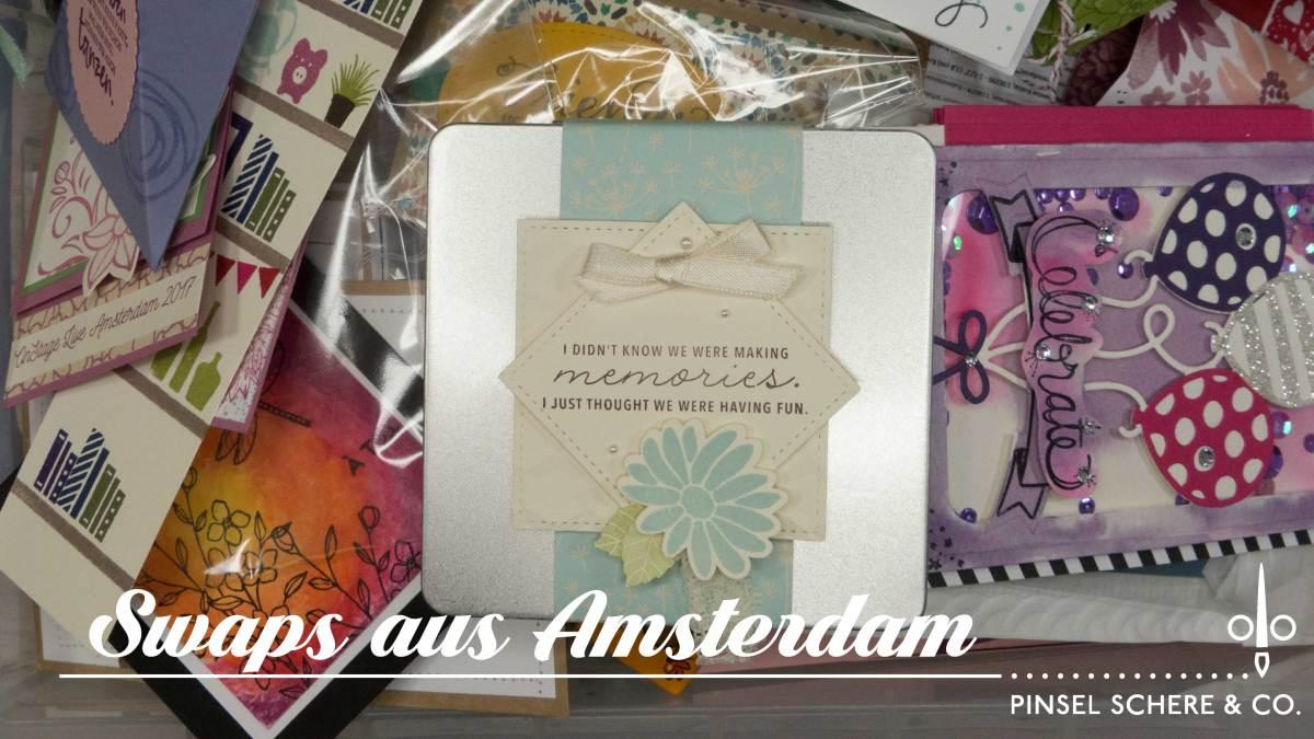 Swap-Ausbeute aus Amsterdam