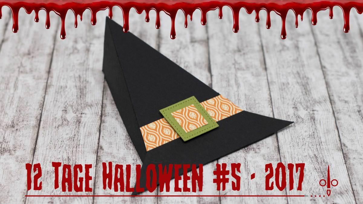 12 Tage Halloween - Verhext und zugeklebt
