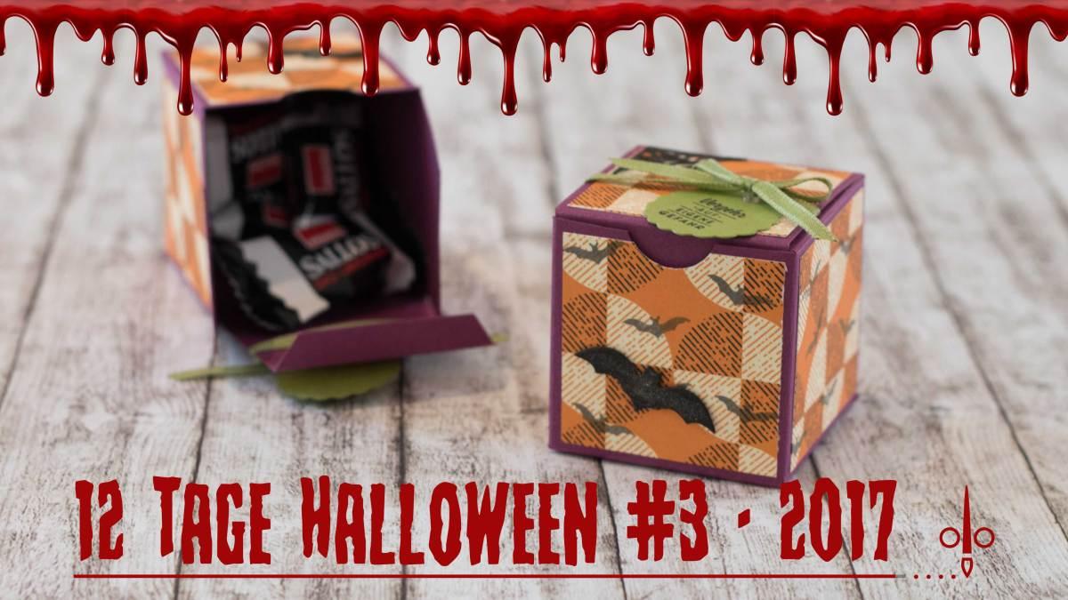 12 Tage Halloween - Verzehr auf eigene Gefahr