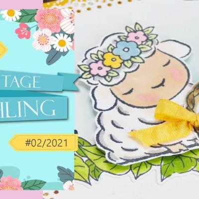 12 Tage Frühling #02 – Ein Osterlamm