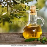 stock-photo-olive-oil-and-olive-branch-on-the-wooden-table-over-nature-background-130921997