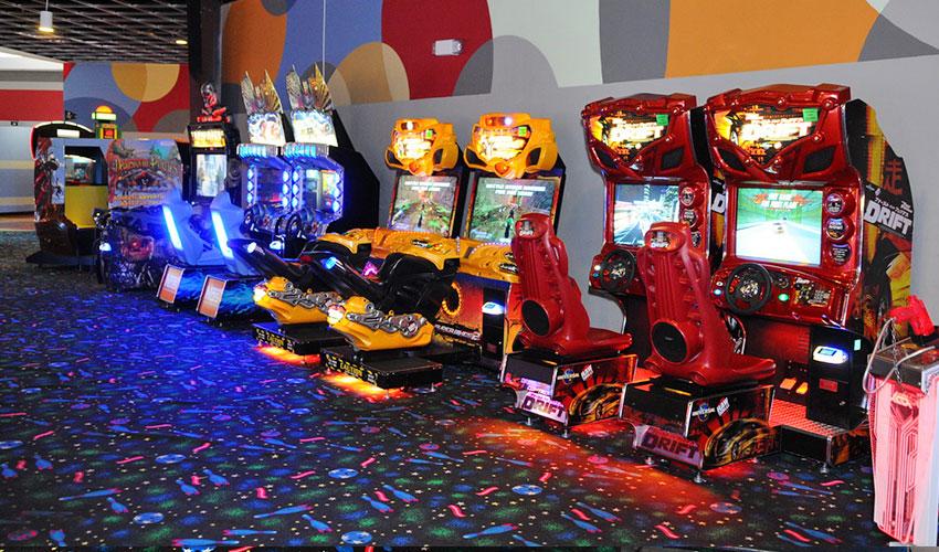 Macon GA Laser Tag Amp Arcade Pin Strike Entertainment Center