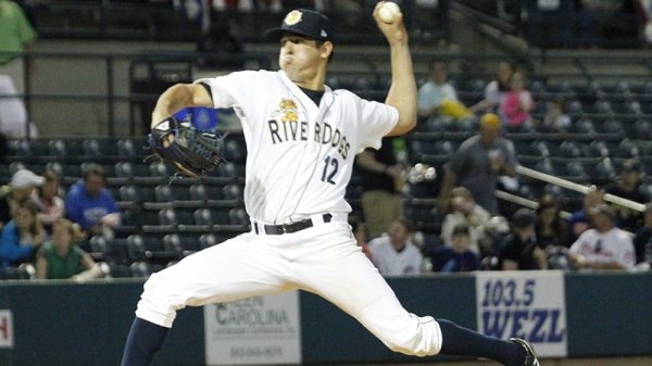 Caleb Smith File Photo (Charleston RiverDogs)
