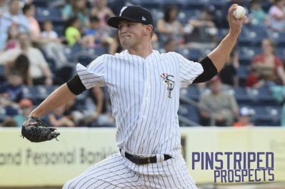 Derek Callahan pitched five solid innings in his first start of the season (Robert M. Pimpsner)