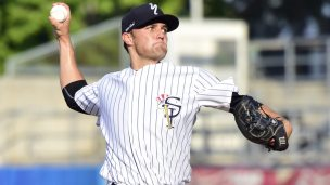 Kolton Mahoney will pick up with Anyelo Gomez left off against the Lake Monsters (Robert M Pimpsner)