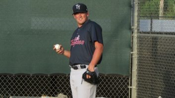Right-hander Jonathan Holder will get a shot at Double-A Trenton on 2016. (Bryan Green)