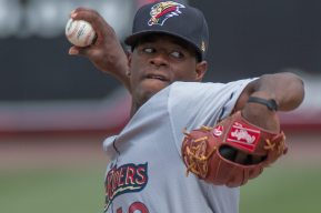 Lus Severino is looking to return to the dominance he showed in his rookie season. (Photo by Cheryl Purselll)