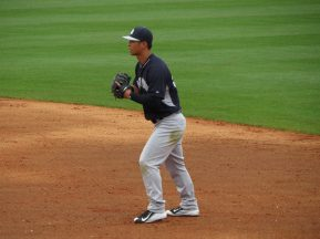 The Yankees want Rob Refsnyder to master third base in Scranton.