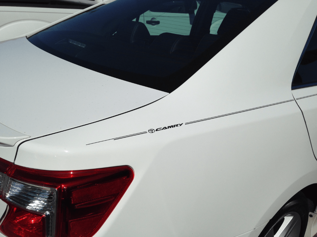 all new camry logo toyota yaris trd sportivo 2017 indonesia violassi striping company emblem decal pin with name pinstripe kit