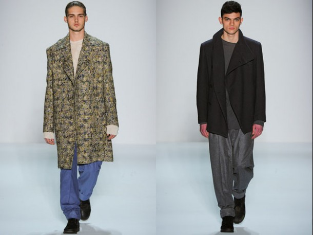 Trench Coats for Duckie Brown