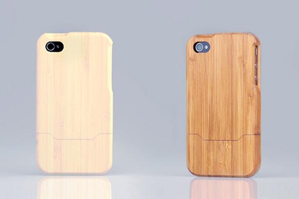 Grove Bamboo iPhone Case