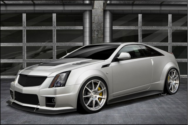 Hennessey CTSV Coupe