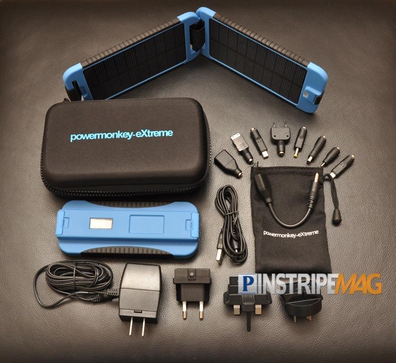Powermonkey Extreme Portable Solar Charger