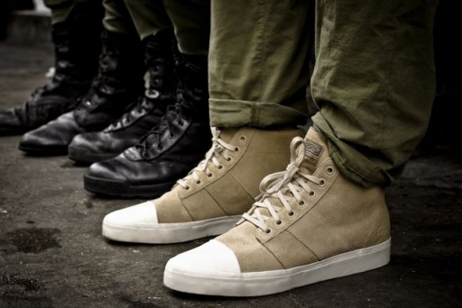 Ransom x adidas Original - 2012 Spring Summer - Army Trainer Mid 0a086b36e3