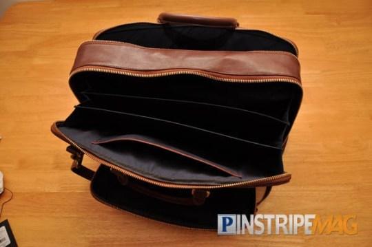 Ben Minkoff Harry Brief-Computer Genuine Leather Computer Bag