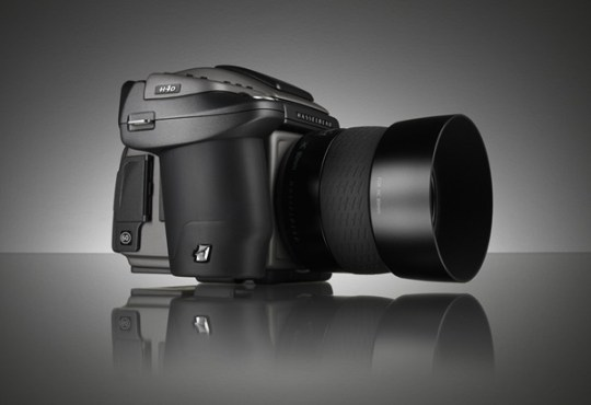 Hasselblad H4D-40 medium format dslr camera