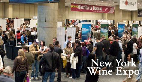 2012 New York Wine Expo at Jacob K. Javits Center