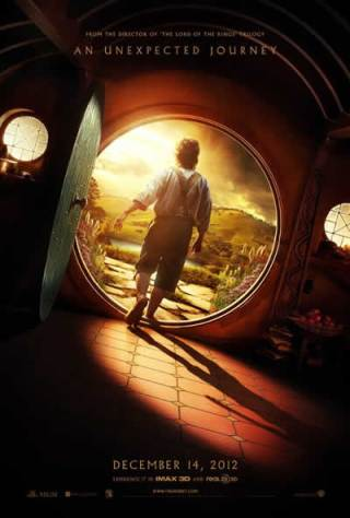 The Hobbit The Unexpected Journey, 2012