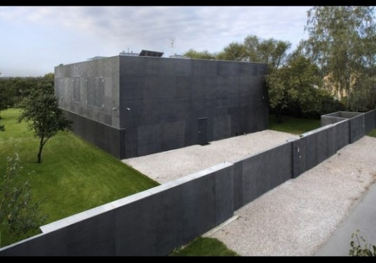 Transforming Concrete Fortress closed, Incredible Fortress Homes