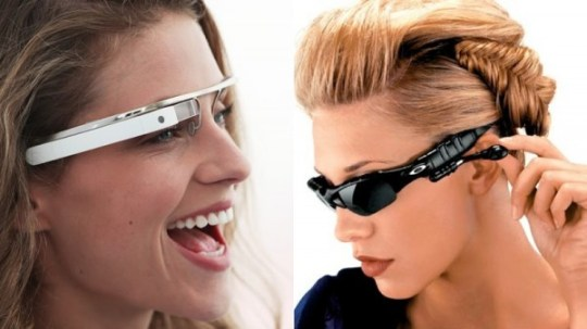 Are Google Glasses cool? Oakley thinks so
