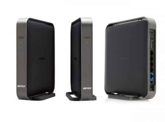 Buffalo AirStation WZR-D1800H, 802.11ac wireless router