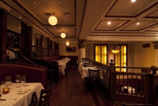 Benjamin Steakhouse NYC, New mezzanine level