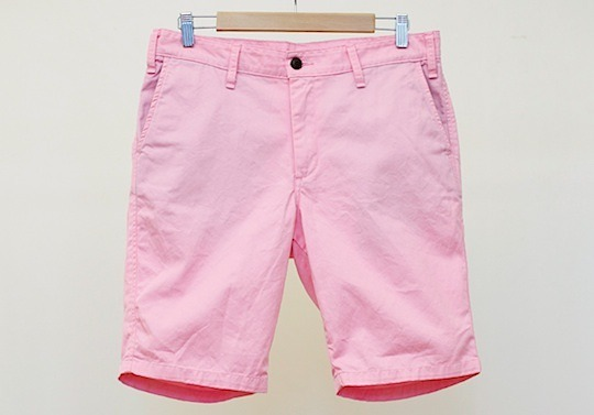 Left Field Shorts - Angus Young Goes to Princeton Collection