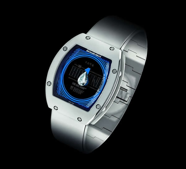 Richard Mille And The Watch Of The Big One For One Drop Of World Series Of Poker 2014