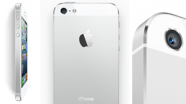 The skinny on the new iPhone 5, White