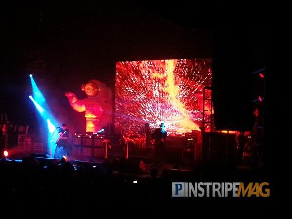 Primus in 3d at Hammerstein Ballroom NYC 2012