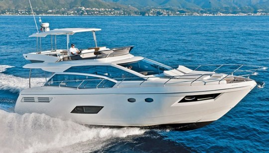 Absolute Yachts Fly series