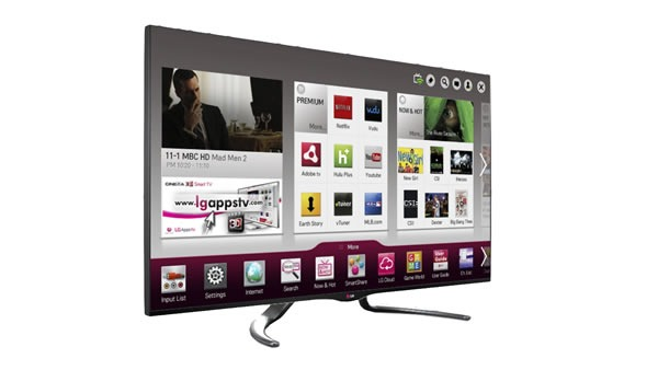 LG Google TVs for smart surfing