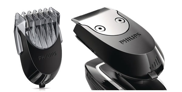 Philips Norelco SensoTouch 3D electric razor Click on Beard Trimmer