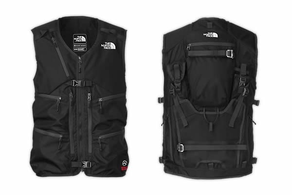 Men's Powder Guide Vest from The North Face