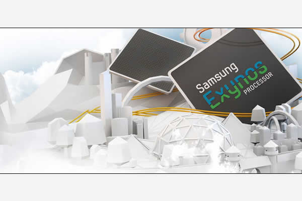 Samsung Exynos 5 Octa Processor, 8 cores for your smartphone pleasure