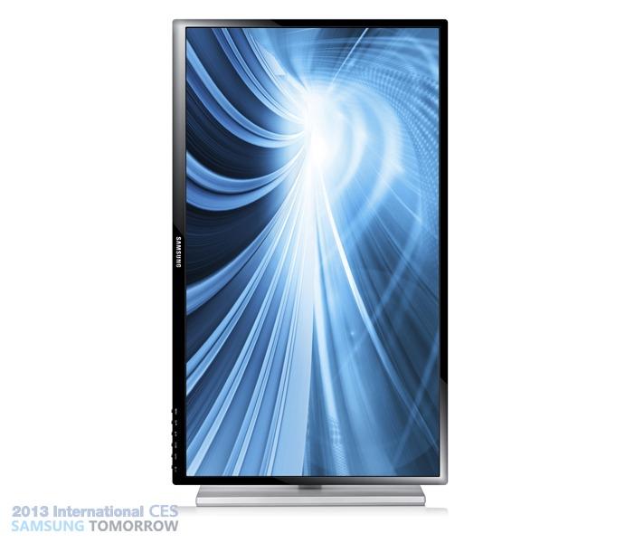 Samsung Series 7 dislay SC770 vertical