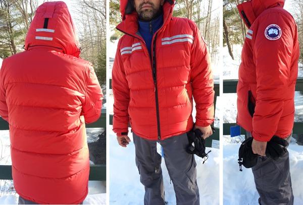 canada goose men's summit jacket