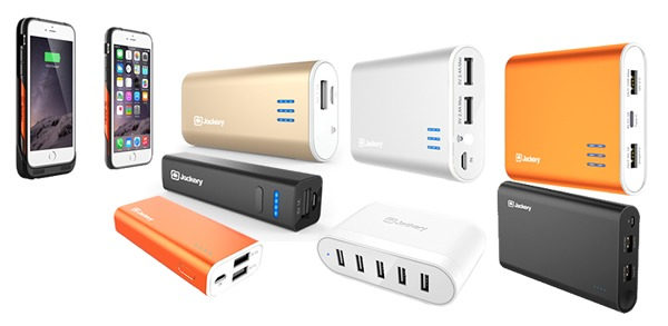 Gadget Gift Guide for Guys 15/16, Jackery battery packs 4 port charging station