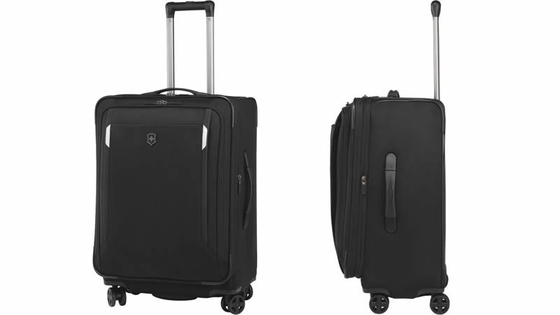 "WT 5.0 24"" Dual-Caster Luggage Bag"