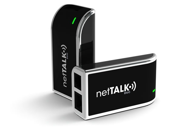 netTALK DUO WiFi VoIP Review